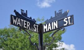 Brockport_StreetSign_Water-Main_ECNHC2012.jpg